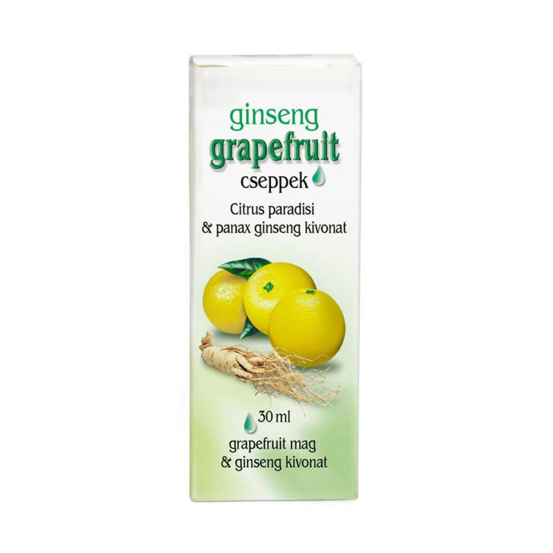 Dr.Chen Grapefruit cseppek ginsenggel 30ml