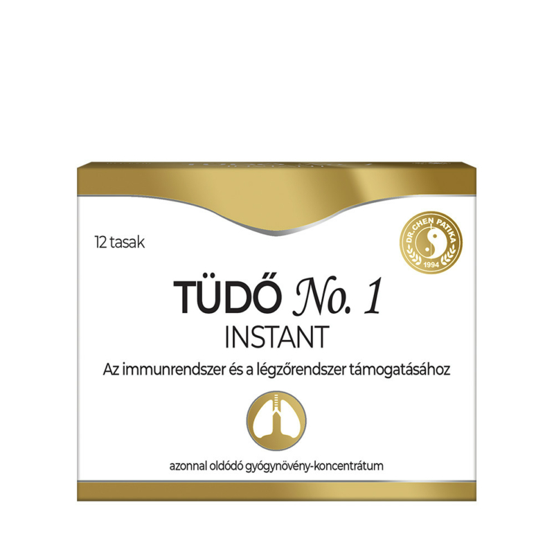 Dr. Chen Tüdő No.1 Instant tea
