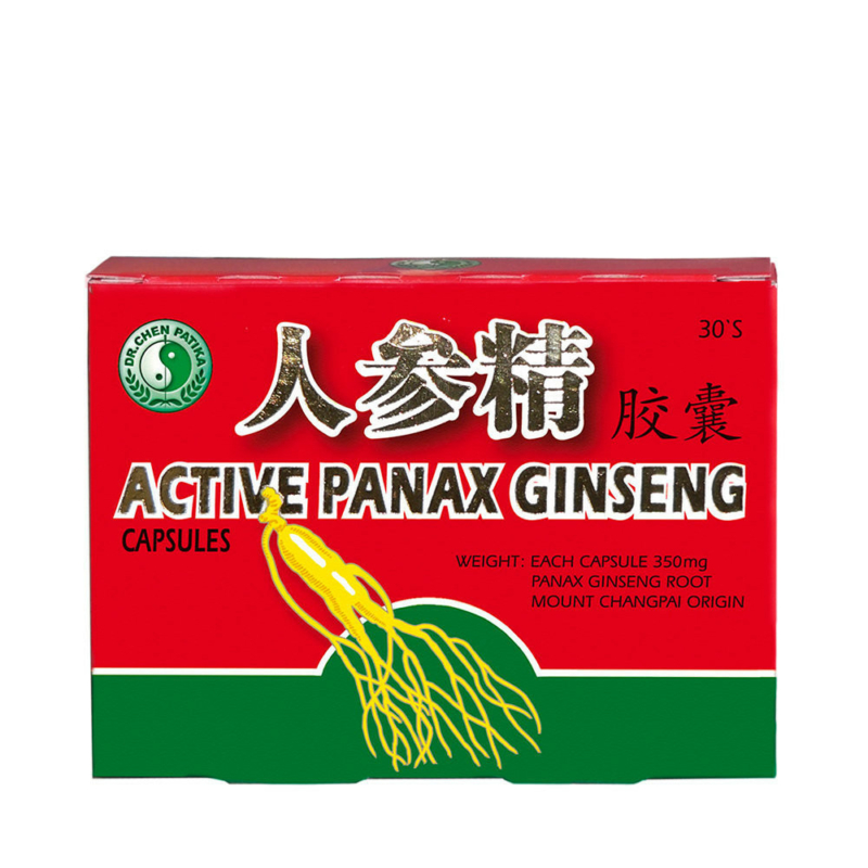 Dr.Chen Panax Ginseng tea 20x2,2g