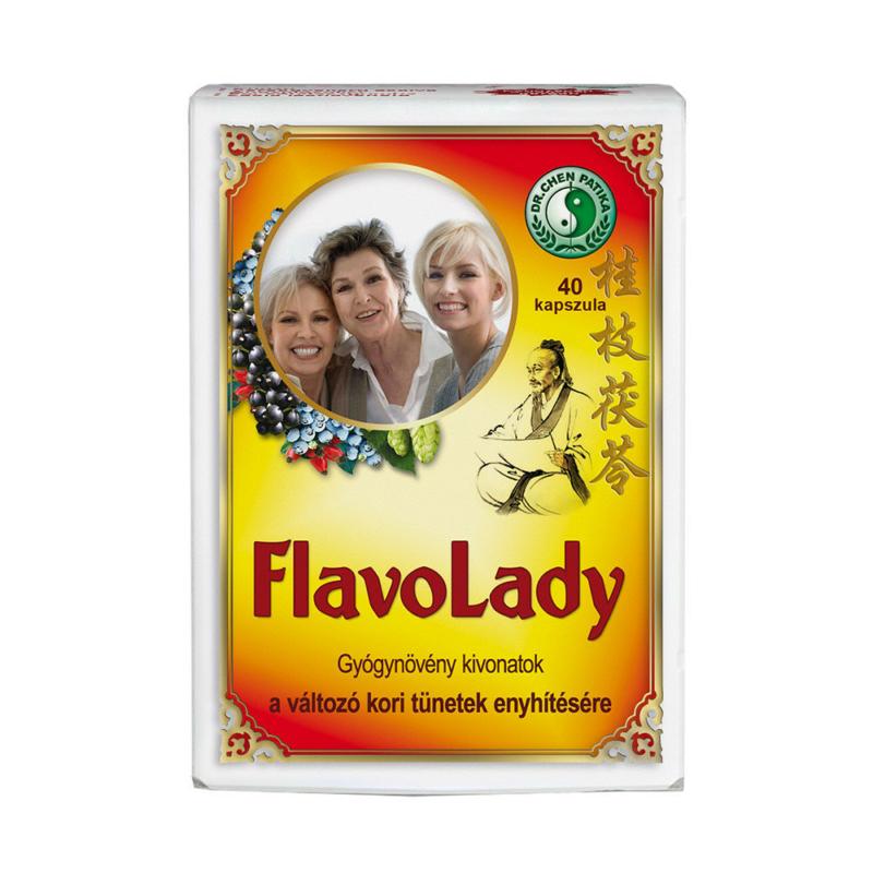 Dr.Chen FlavoLady kapszula 415 mg  40x