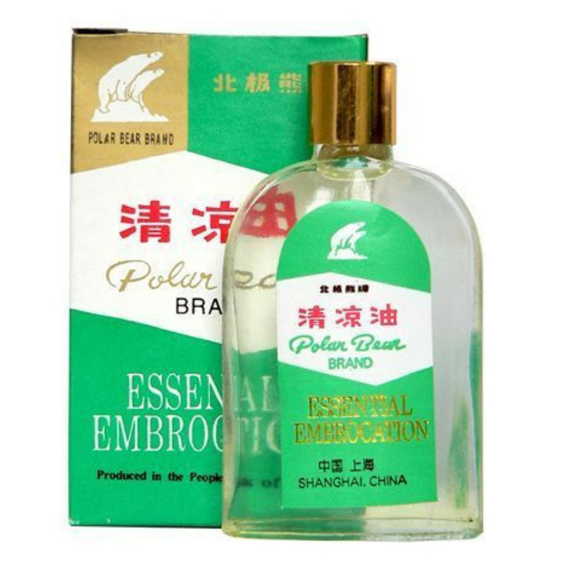 Dr.Chen Essential Embrocation Polar Beer olaj 8ml