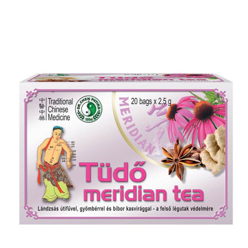 Dr.Chen Tüdő meridián tea 20x25g