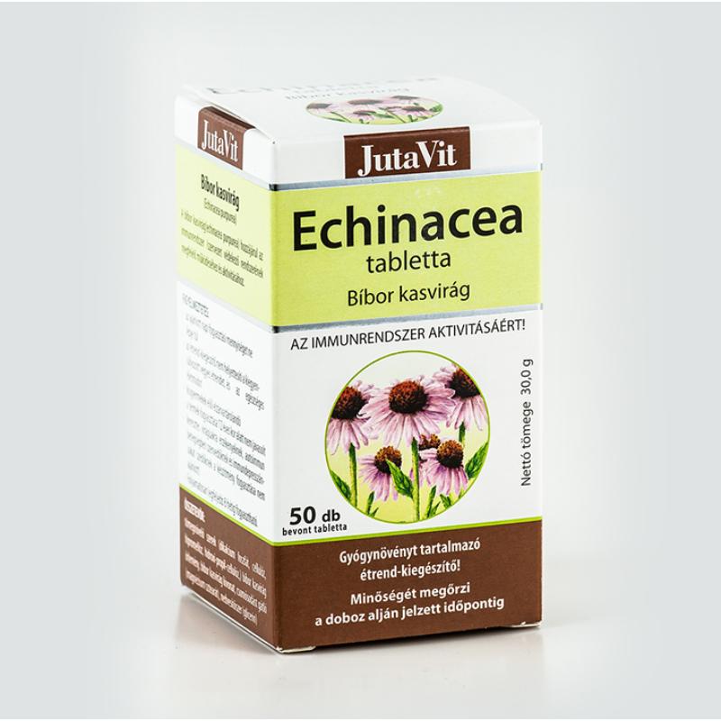 Jutavit Echinacea tabletta 50x
