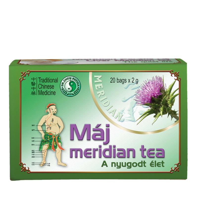 Dr.Chen Máj meridián tea 20x