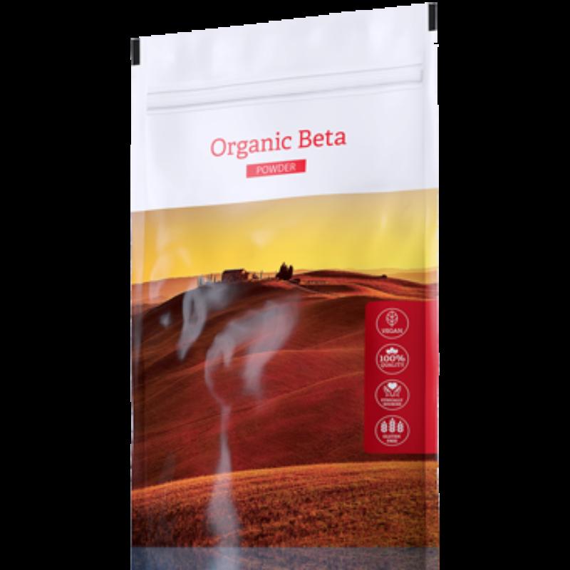 Energy, Organic Beta powder