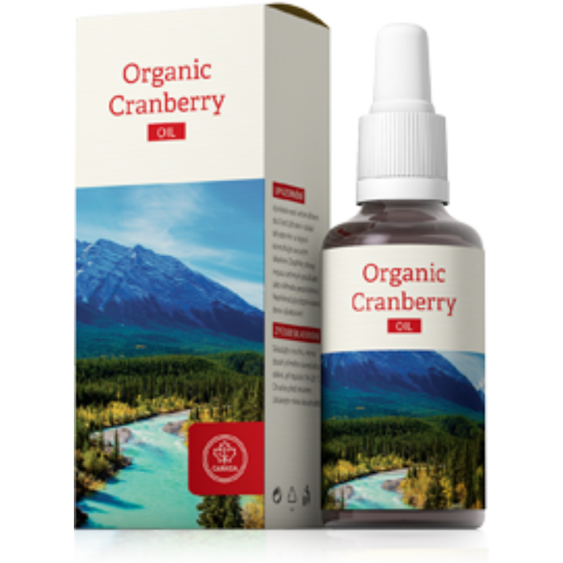 Energy, Organic Cranberry oil