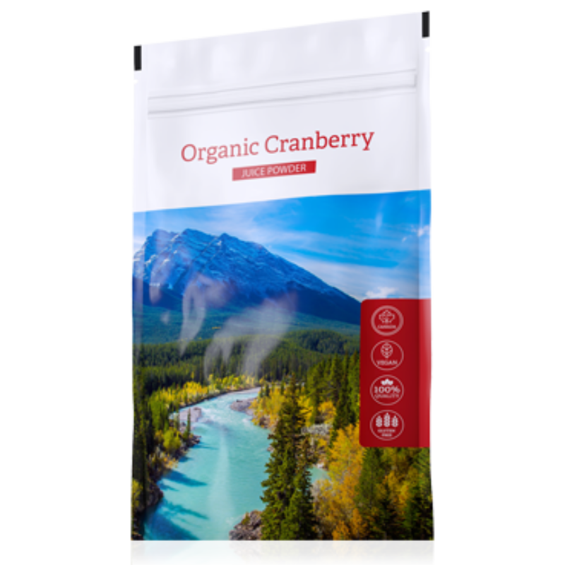 Energy, Organic Cranberry juice powder