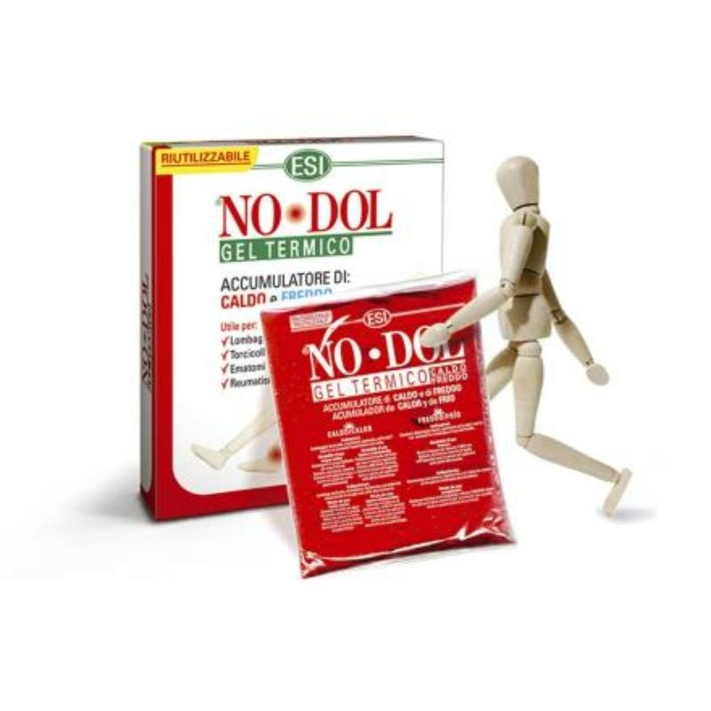 ESI® NO•DOL Hűthető-melegíthető géltasak- többször felhasználható CE/Orvostechnikai eszköz.