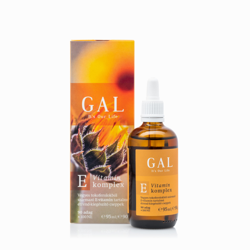 GAL, E vitamin komplex