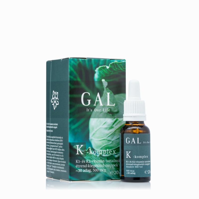 Gal, K-komplex
