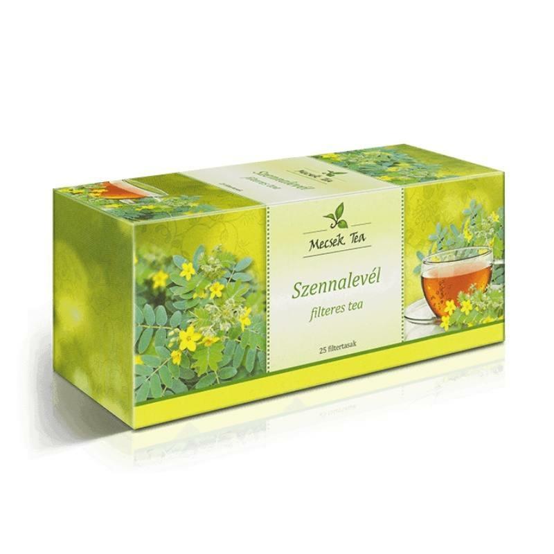 Mecsek Szennalevél tea filteres 25x1g
