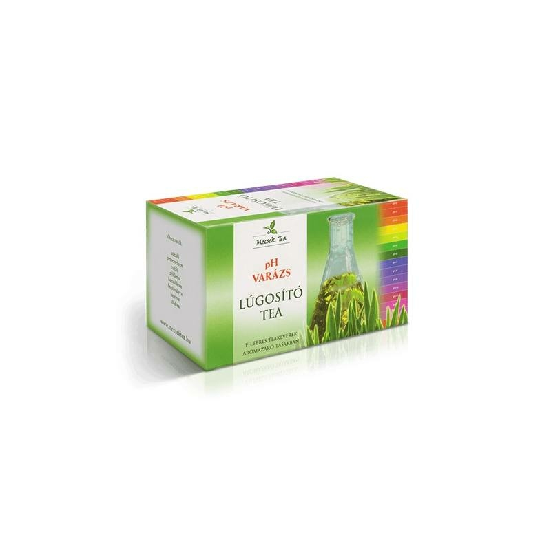 Mecsek Ph varázs lúgositó tea 20x1g