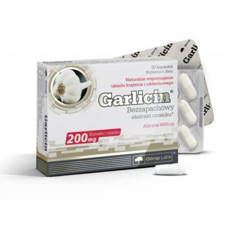 Olimp Labs® Garlicin 200mg