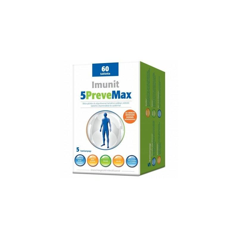 Imunit 5Prevemax tabletta 60 db