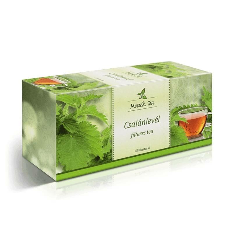 Mecsek Csalánlevél tea filteres 25x1g