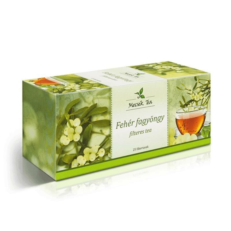 Mecsek Fehér fagyöngy tea filteres 25x1g