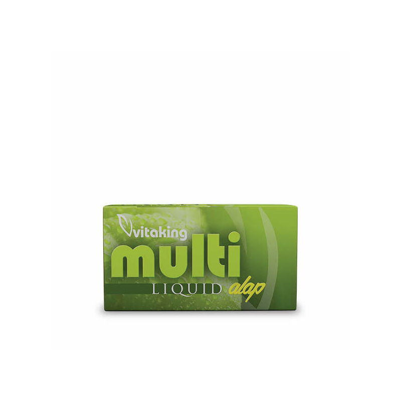 VITAKING MULTI LIQUID ALAP MULTIVITAMIN