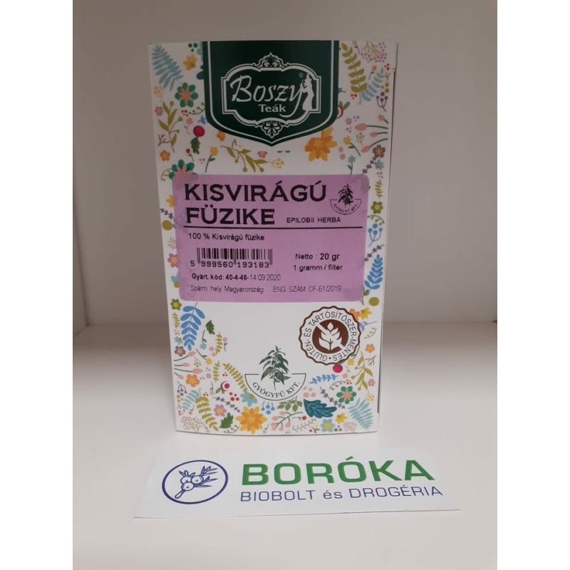 Boszy Kisvirágú Füzike 20x1g